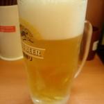 48540009 - 生ビール
