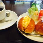 コーヒーショップ ナカタニ - モーニング 550円