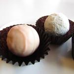 ショコラティエ バラノフ - グランマルニエ(オレンジリキュール)、ウォッカ