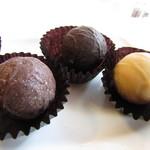 ショコラティエ バラノフ - テキーラ、ラム酒、ヘネシー