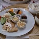 カフェしおん - 料理写真: