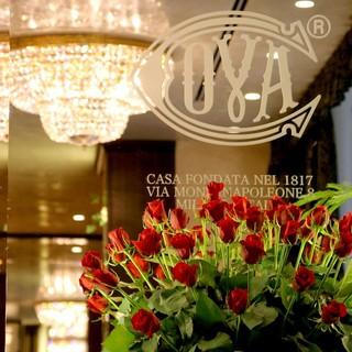 ミラノで200年愛されている【COVA】の歴史と味わい