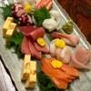 下田寿司 - 料理写真:お造り盛り合わせ