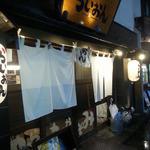らいおん - 白い暖簾 2016.3