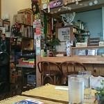 アイアンドアイ カフェ - 店内