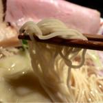 鶏Soba 座銀 にぼし店 -