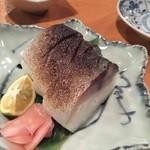 ここら屋 - 鯖寿司