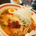 綱取物語 - 料理写真:辛味噌