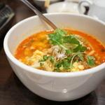 焼肉グレート - ふわとろ玉子と野菜のクッパ