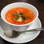 焼肉グレート - 季節の杏仁豆腐
