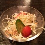 鹿児島黒毛和牛焼肉 Vache - サラダ