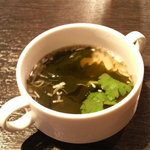 鹿児島黒毛和牛焼肉 Vache - スープ