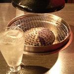 鹿児島黒毛和牛焼肉 Vache - お水とお箸