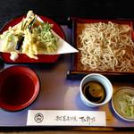 木鉢坊 - 春つげ 天セイロ (*´v`*)