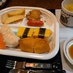 レストラン 四季の恵 - チビっ子寿司