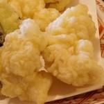 一番寿司 - 白子の天ぷら