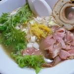 麺処 晴 - 入谷の海月姫  1000円