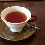 カフェ・チョビット - 紅茶