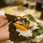 Shellman - 手巻き寿司
