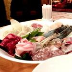 翠林 - 薬膳火鍋ディナー 肉&海鮮