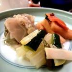 翠林 - 薬膳火鍋ディナー 香の物