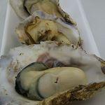 焼がきハウス - 牡蠣3個 500円