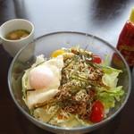 マルジン - 料理写真:ひき肉たっぷりバリライス