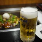 48568294 - 生ビールなので~☆