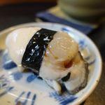 江戸銀 - 牡蠣