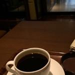上島珈琲店 - 食後はこちらの席へ移動