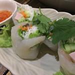 タイ国料理 ジッラダ - 生春巻