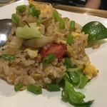タイ国料理 ジッラダ - カオパックン(海老か鶏選択制)