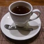 サマナラ - ・サービスの紅茶