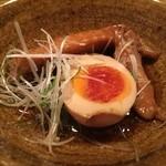 鶏三和 菊井町本店 - 手羽先煮