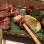 鶏三和 菊井町本店 - 串
