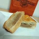 東京メロンパン - 生キャラメルパイ
