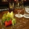 バー・レッドハックル - 料理写真:フルーツ&ブランデー
