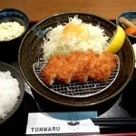 トンマル - エビかつ定食 1,450円