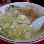 48576187 - 函館塩ラー麺¥550-
