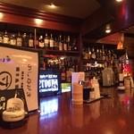 焼き鳥酒場 団 - カウンター
