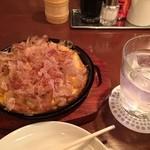 焼き鳥酒場 団 - 漬物ステーキ