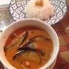 オリエンタル デリ - 料理写真:豚肉とナスのレッドカレー