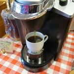 AOI Bakery - 2016.03 コーヒーはセルフです。