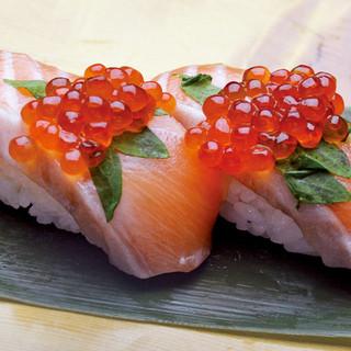 職人の手握りが旨い本格寿司