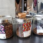 RATIO &C - 店内 コーヒー豆
