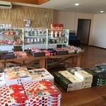 浜焼きマーケット - お土産コーナー