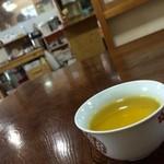そば福 - お茶