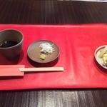 蕎麦処 ないとう - 料理写真:定食