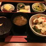 やまと庵 - 奈良風チキン南蛮定食