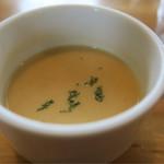洋食よだれ道 - まずはスープから
